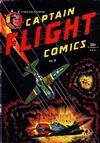 Cover for Captain Flight Comics (Four Star Publications, 1944 series) #7