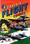 Cover for Captain Flight Comics (Four Star Publications, 1944 series) #8