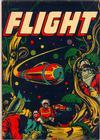 Cover for Captain Flight Comics (Four Star Publications, 1944 series) #11