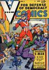 Cover for V...- Comics (Fox, 1942 series) #1