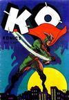 Cover for K-O Komics (Gerona, 1945 series) #1