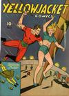 Cover for Yellowjacket Comics (Charlton, 1944 series) #1