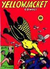 Cover for Yellowjacket Comics (Charlton, 1944 series) #2