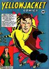 Cover for Yellowjacket Comics (Charlton, 1944 series) #4