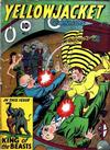 Cover for Yellowjacket Comics (Charlton, 1944 series) #5