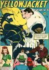Cover for Yellowjacket Comics (Charlton, 1944 series) #7
