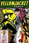 Cover for Yellowjacket Comics (Charlton, 1944 series) #8