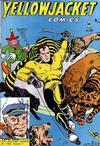 Cover for Yellowjacket Comics (Charlton, 1944 series) #10