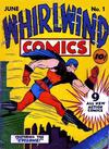 Cover for Whirlwind Comics (Temerson / Helnit / Continental, 1940 series) #1