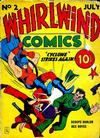 Cover for Whirlwind Comics (Temerson / Helnit / Continental, 1940 series) #2