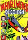 Cover for Whirlwind Comics (Temerson / Helnit / Continental, 1940 series) #3