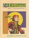 Cover for Drago (Pacific Comics Club, 1985 series) #1