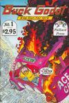 Cover for Buck Godot - Zap Gun for Hire (Palliard Press, 1993 series) #1