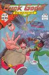 Cover for Buck Godot - Zap Gun for Hire (Palliard Press, 1993 series) #4