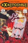 Cover for Xxxenophile (Palliard Press, 1989 series) #5