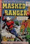 Cover for Masked Ranger (Premier Magazines, 1954 series) #8