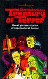 Cover for Christopher Lee's Treasury of Terror (Pyramid Books, 1966 series) #R-1498