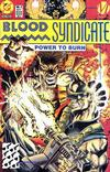 Cover for Blood Syndicate (DC, 1993 series) #2 [Direct]