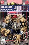 Cover for Blood Syndicate (DC, 1993 series) #3 [Direct]