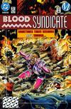 Cover Thumbnail for Blood Syndicate (1993 series) #6 [Direct]