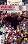 Cover for Blood Syndicate (DC, 1993 series) #10 [Direct Sales]