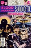 Cover for Blood Syndicate (DC, 1993 series) #11 [Direct Sales]