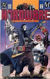 Cover for Hardware (DC, 1993 series) #5 [Direct]