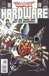 Cover for Hardware (DC, 1993 series) #11 [Direct Sales]