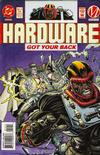 Cover for Hardware (DC, 1993 series) #12 [Direct Sales]