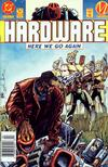 Cover for Hardware (DC, 1993 series) #14 [Newsstand]