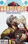 Cover for Hardware (DC, 1993 series) #15 [Direct Sales]