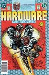 Cover for Hardware (DC, 1993 series) #16 [Newsstand]