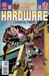 Cover for Hardware (DC, 1993 series) #19 [Direct Sales]