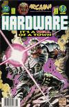 Cover for Hardware (DC, 1993 series) #21 [Newsstand]