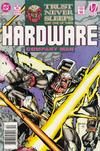 Cover for Hardware (DC, 1993 series) #22 [Newsstand]