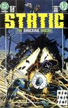 Cover for Static (DC, 1993 series) #2