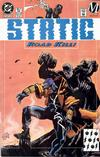 Cover for Static (DC, 1993 series) #3