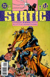 Cover for Static (DC, 1993 series) #9