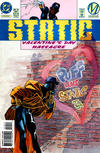 Cover for Static (DC, 1993 series) #10