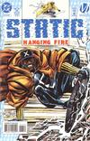 Cover for Static (DC, 1993 series) #13