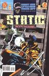 Cover for Static (DC, 1993 series) #16