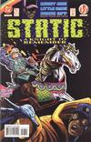 Cover for Static (DC, 1993 series) #17