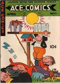 Cover Thumbnail for Ace Comics (David McKay, 1937 series) #73
