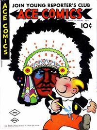Cover Thumbnail for Ace Comics (David McKay, 1937 series) #85