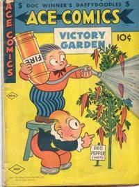 Cover Thumbnail for Ace Comics (David McKay, 1937 series) #88