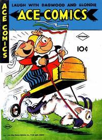 Cover Thumbnail for Ace Comics (David McKay, 1937 series) #90