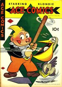 Cover Thumbnail for Ace Comics (David McKay, 1937 series) #98