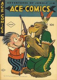 Cover Thumbnail for Ace Comics (David McKay, 1937 series) #101
