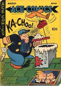 Cover Thumbnail for Ace Comics (David McKay, 1937 series) #108