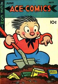 Cover Thumbnail for Ace Comics (David McKay, 1937 series) #111